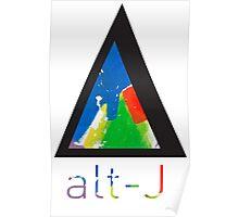 Alternative Triangle  Poster