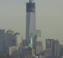 One World Trade Center; 12/12/2012 by Kevin Koepke