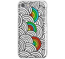 Bigger rainbows iPhone Case/Skin