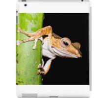Tree Frog iPad Case/Skin