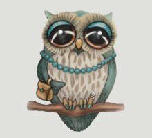 Elegant Owl T-Shirt