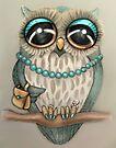 Elegant Owl by vian