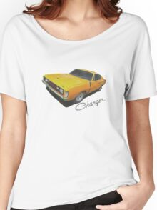Charger Women's Relaxed Fit T-Shirt