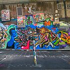 Hosier lane Graf by Lucas D'Arcy