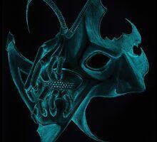 Batman vs. Bane by Anthony McCracken