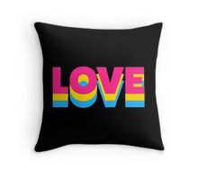 Pan Love Throw Pillow