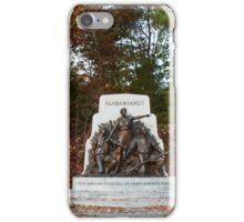 Gettysburg National Park - Alabama Memorial iPhone Case/Skin
