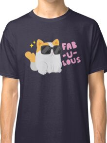 Fab-u-lous Kitty Classic T-Shirt