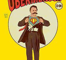 Ubermensch by mathiole