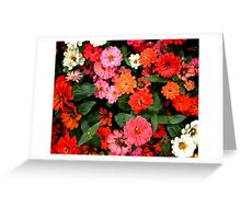 """""""Flowers 1"""" by Chip Fatula Greeting Card"""
