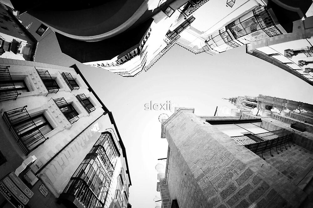 Toledo, Spain by slexii