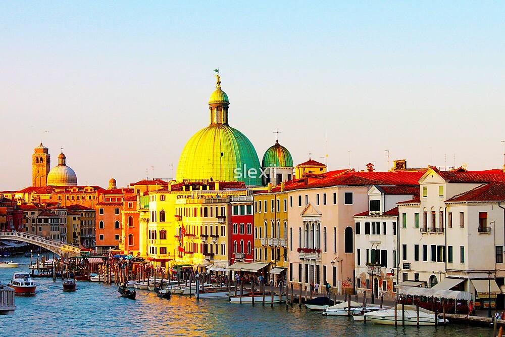 Venice Sunset by slexii