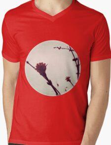 Winter Blossom I Mens V-Neck T-Shirt