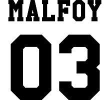 Malfoy 03 Draco malfoy - Black Photographic Print