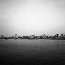 Gaza Skyline by Ahmad Sabra