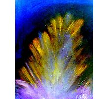"""""""Peacock Feather"""" by Chip Fatula Photographic Print"""