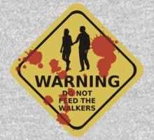 Walking dead - do not feed the walkers by moonshine and lollipops