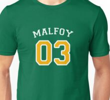 Malfoy 03 Draco malfoy - White and yellow Unisex T-Shirt