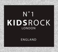 N'1 kids rock - parody tee One Piece - Short Sleeve