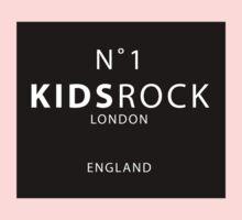 N'1 kids rock - parody tee Baby Tee