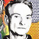 Literally Roy Lichtenstein by Gary Hogben