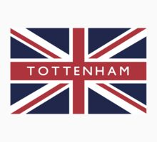 Tottenham UK Flag		 by FlagCity