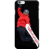 freestyle ski jumper iPhone Case/Skin