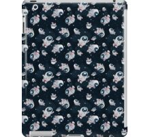Floating Astronauts iPad Case/Skin
