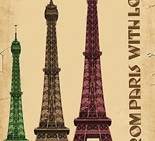 From Paris With Love by ImageMonkey