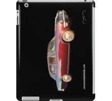 Maroon Holden Premier at Sunset iPad Case/Skin