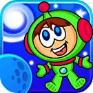 Astronaut Catcher Android Game - Best Space Themed Physics Game by johnmorris8755