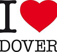 I ♥ DOVER by eyesblau