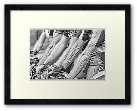 Bike Warriors by Judith Cahill