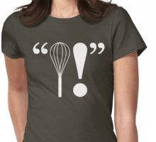 Whisk! Womens Fitted T-Shirt