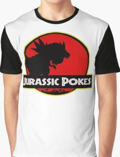 Jurassic Poké Graphic T-Shirt