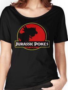 Jurassic Poké Women's Relaxed Fit T-Shirt