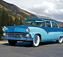1955 Ford Family Sedan by DaveKoontz