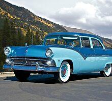 1955 Ford Family Sedan by DaveKoontz