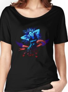 in trance we trust Women's Relaxed Fit T-Shirt