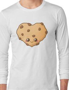 Heart Cookie Long Sleeve T-Shirt