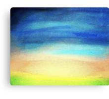 """""""Calm Enhanced 1"""" by Chip Fatula Canvas Print"""