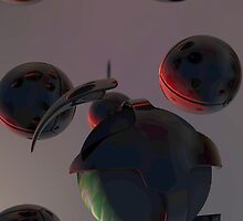 Armored Sphere's by RockNRyder