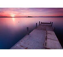 Lago Bolsena 03 Photographic Print