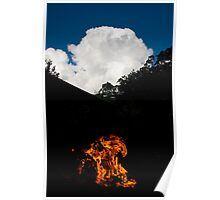 Fire and Water Poster