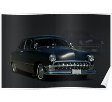 1949 Ford Street Rod Poster