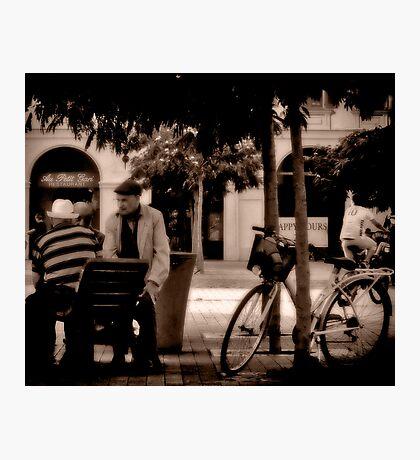 Happy Hours Photographic Print