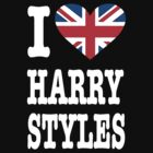 i love harry styles by 1453k