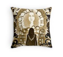 The Future Will Be A Wondrous Place Throw Pillow