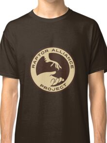 Raptor Alliance Project: Full Color Classic T-Shirt