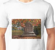 Gettysburg National Park - Ohio Memorial Unisex T-Shirt